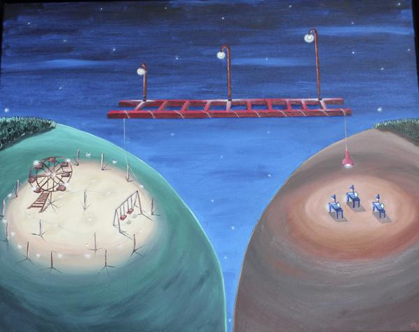 """""""Inner Child"""" by Margarita Gokun Silver"""