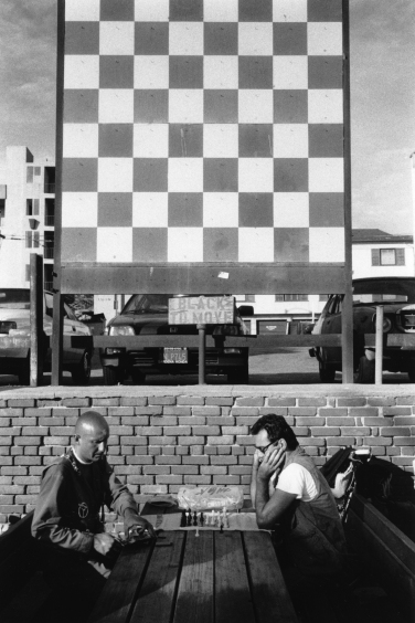 Chess, Venice Beach