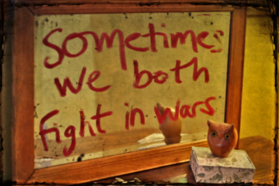 WE BOTH FIGHT by JANE CARLSON