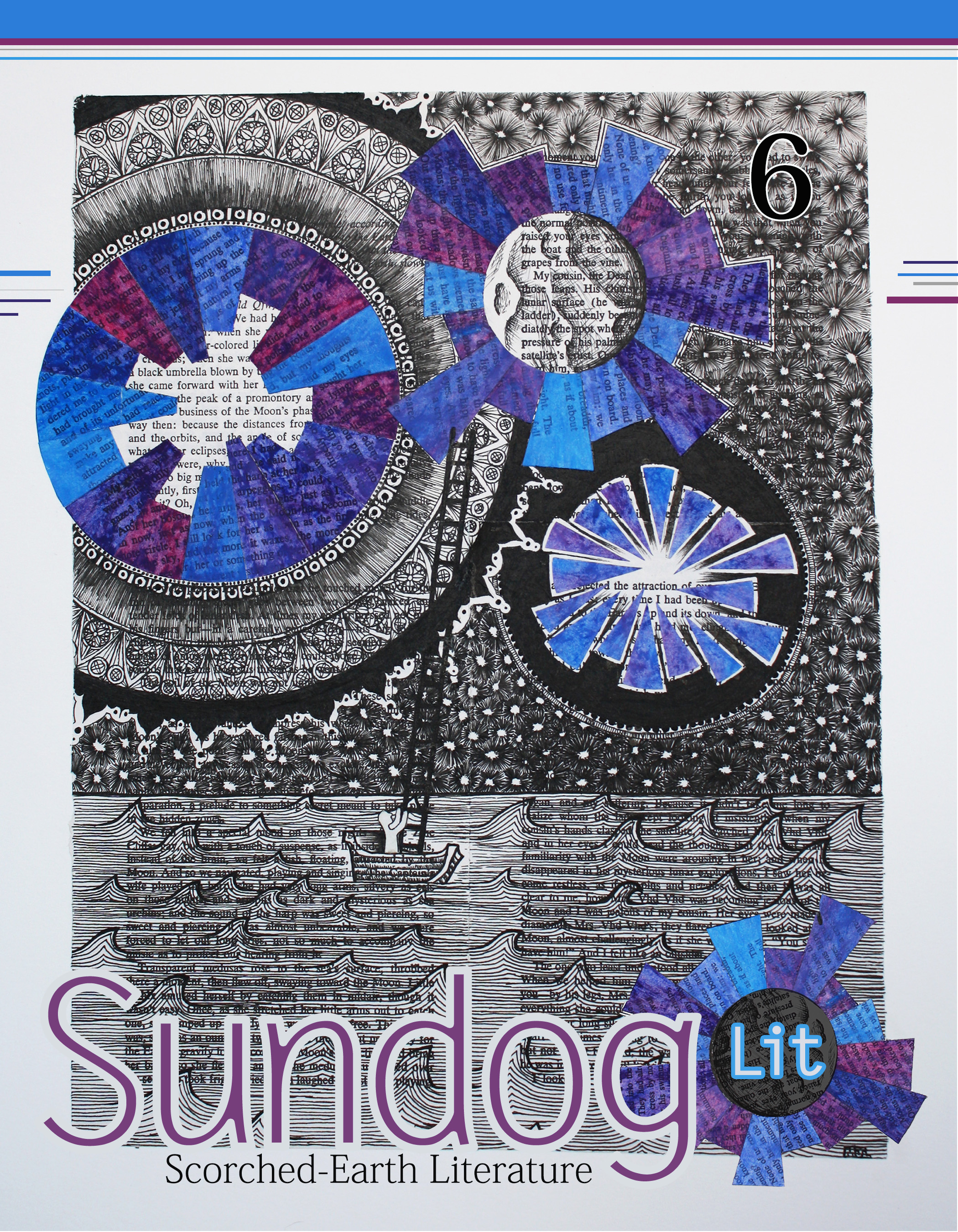 issue six table of contents sundog
