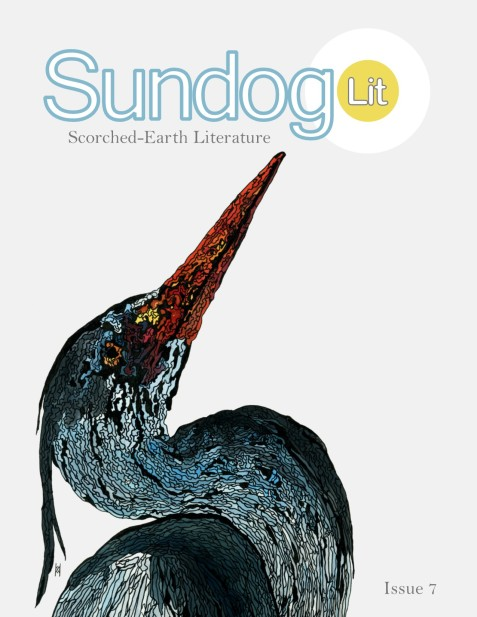 Issue 7 - Sundog Lit / Property of Sundog Lit